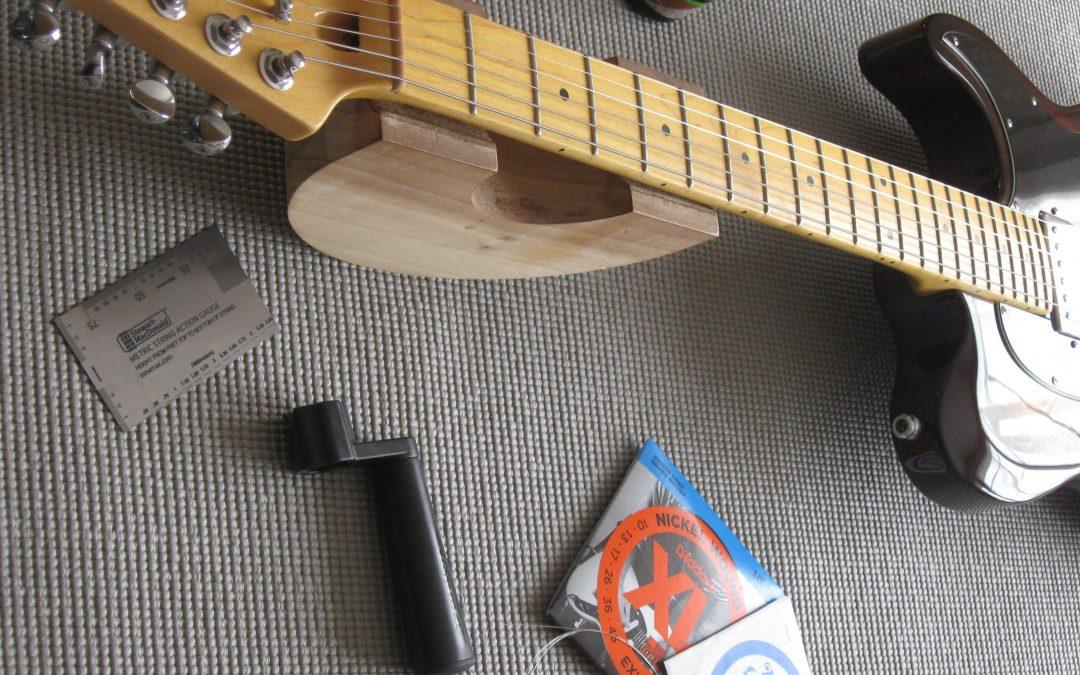Gitarren-Setup